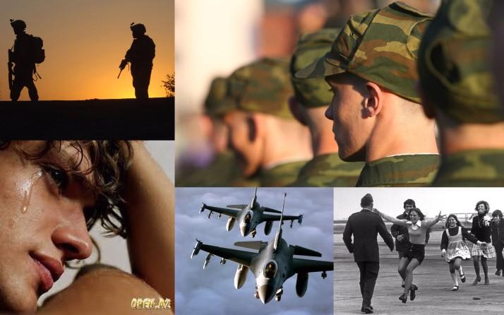Коллаж - Солдаты