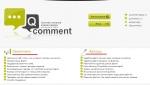 Для заработка - QComment.ru-покупка комментариев