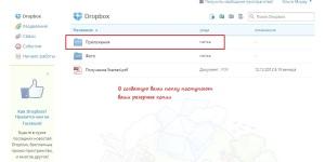 Как сделать бэкап WordPress- сайта с помощью Dropbox